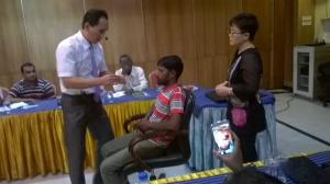 Korean Body Acupuncture & Practical Training