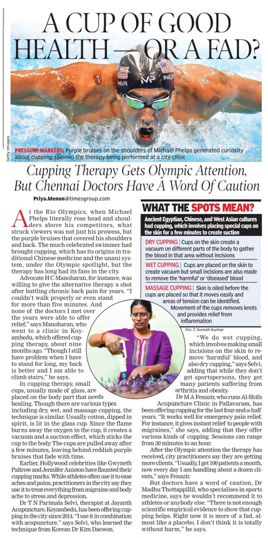 A Cup Of Good Health - TOI